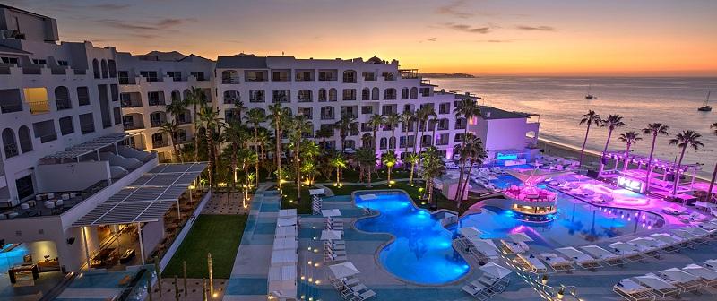 Diversão no Blue Marlin Ibiza Los Cabos em uma lua de mel em Los Cabos