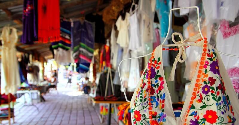 Compras no Natal em Acapulco