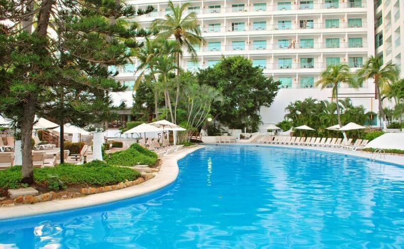 Hotel Emporio Acapulco em Acapulco