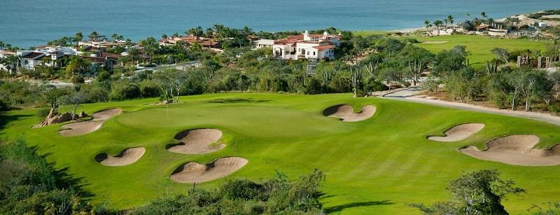 Golf en Los Cabos