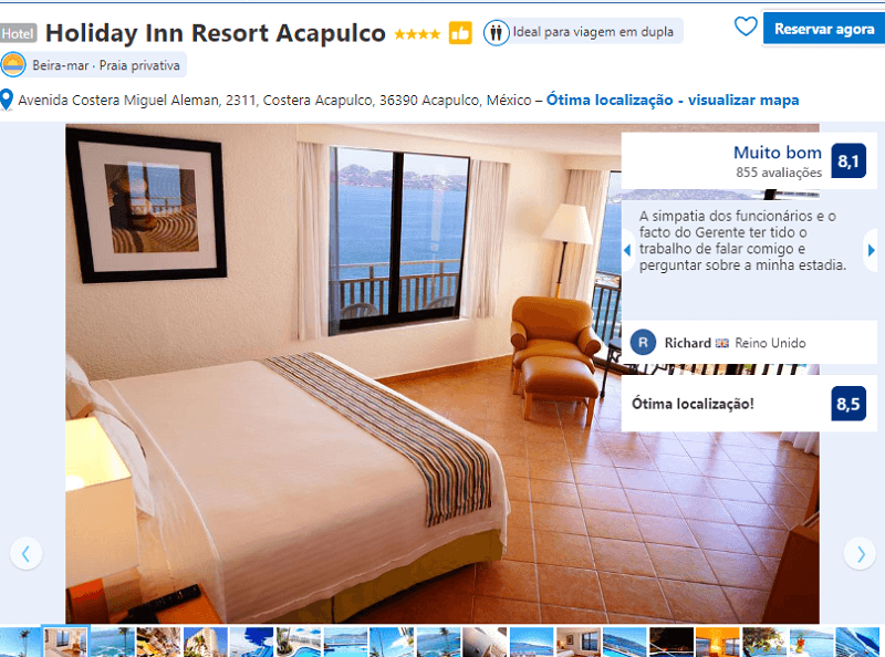 Holiday Inn Resort Acapulco em Acapulco