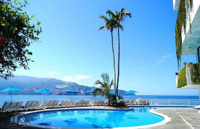 Hotel no centro turístico Holiday Inn Resort Acapulco em Acapulco