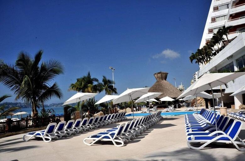 Hotel no centro turístico HS HOTSSON Smart Acapulco