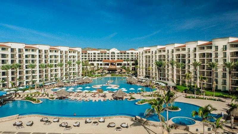 Hotel Hyatt Ziva em uma lua de mel em Los Cabos