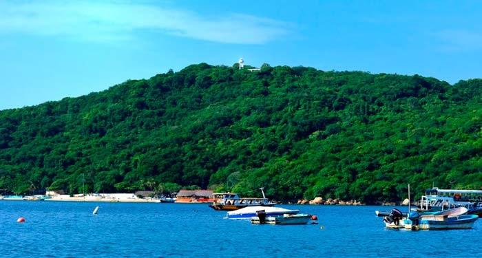 Dicas da Ilha da Roqueta em Acapulco