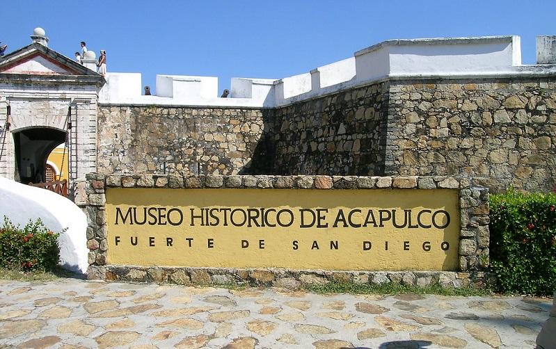 Museu para conhecer no Natal em Acapulco