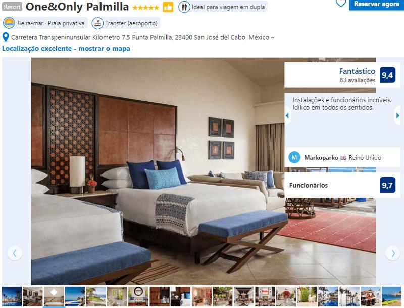 Habitación del Hotel One&Only Palmilla en Los Cabos, San José del Cabo