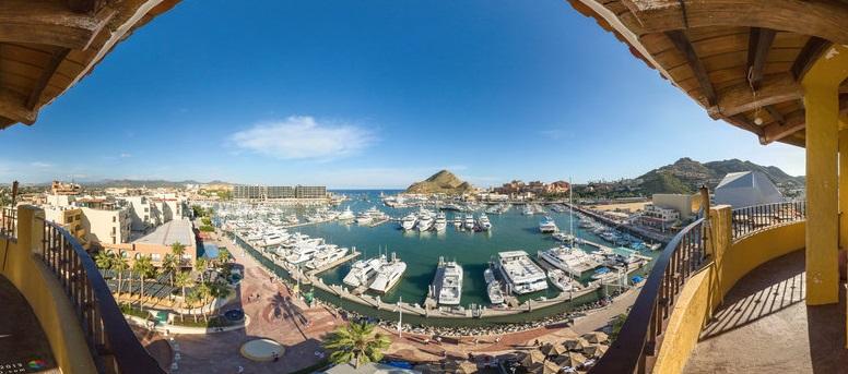 Panorâmica de Los Cabos - Hotel