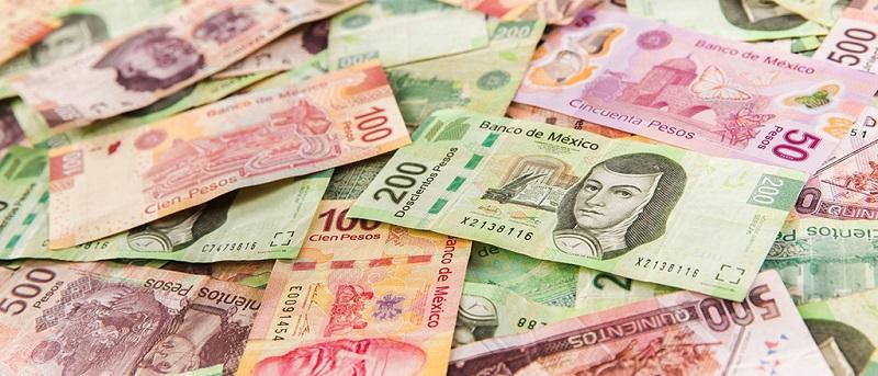 Pesos mexicanos em Los Cabos