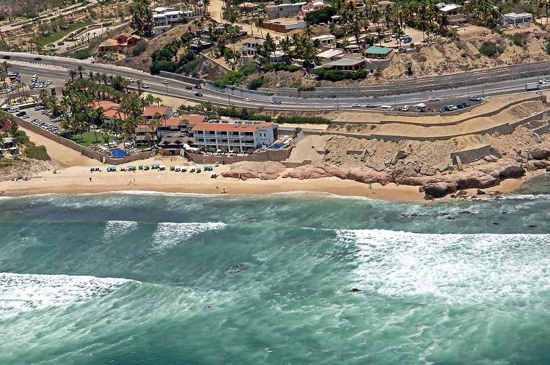 Playa Acapulquito en Los Cabos