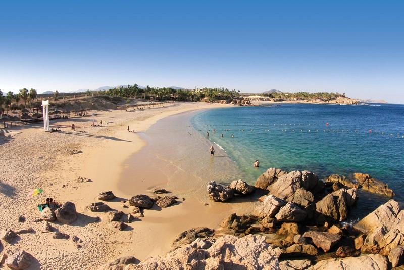 Playa Palmilla en Los Cabos