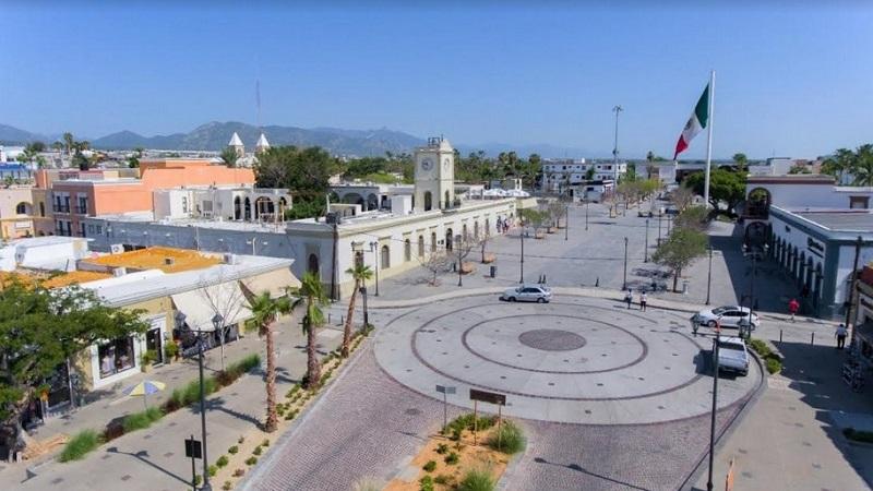 Plaza Mijares en San Jose del Cabo en Los Cabos