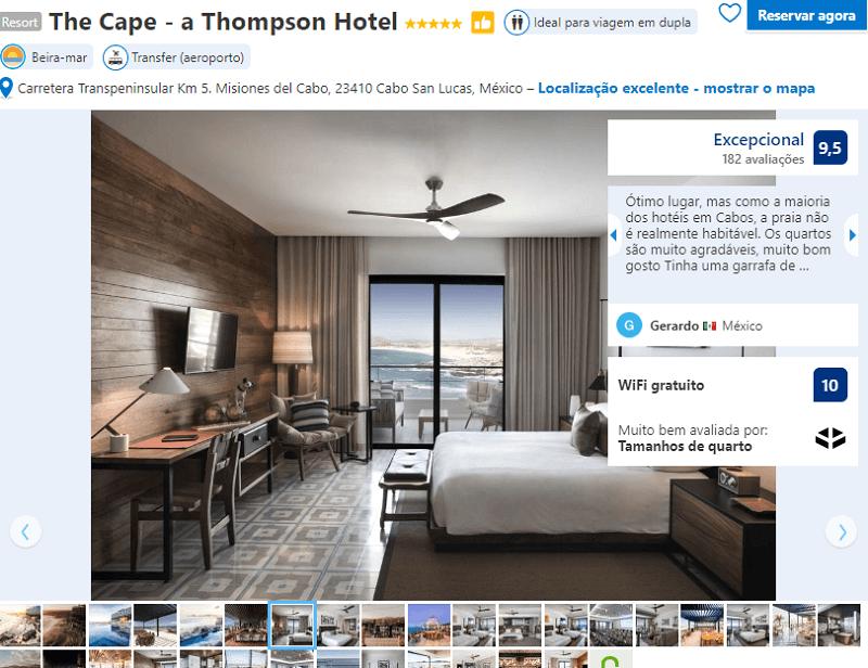 Habitación del Cape - a Thompson Hotel en Los Cabos en Cabo San Lucas