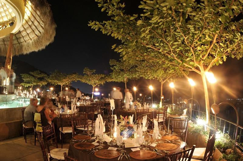 Restaurante para aproveitar muito no Natal em Acapulco