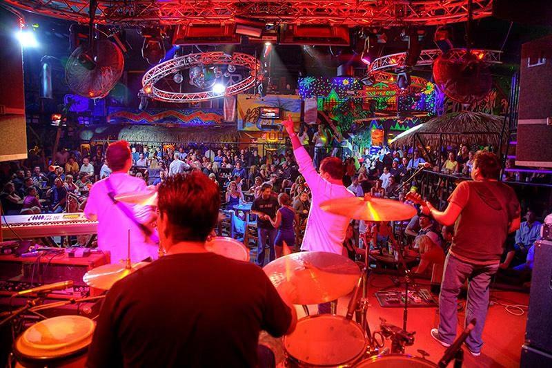 Música en vivo en Wabo Cabo en Los Cabos