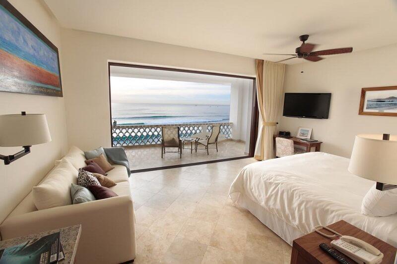 Habitación en el Hotel Cabo Surf en Los Cabos en San José del Cabo