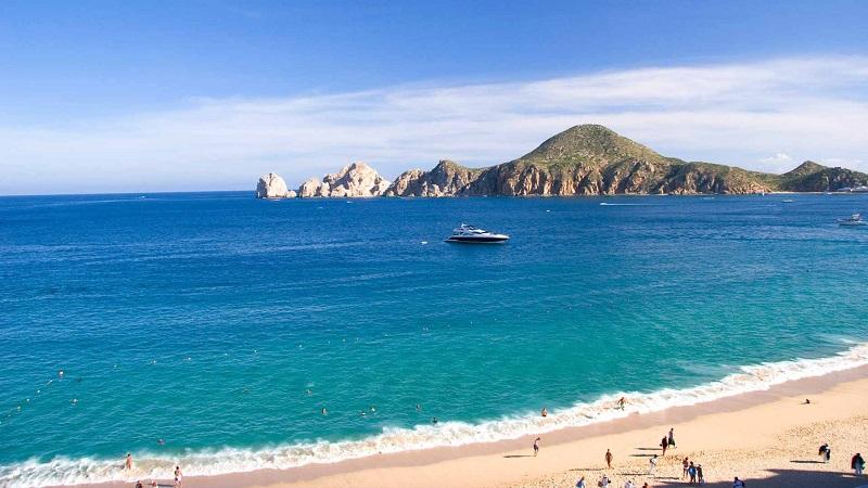 Melhores praias em Los Cabos: Playa Medano