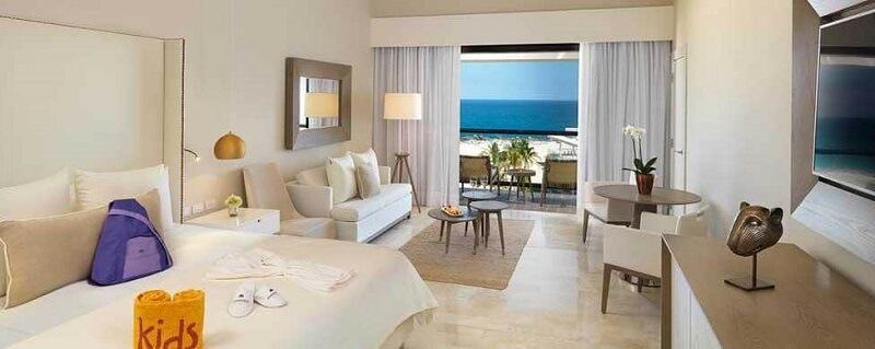 Habitación en el Paradisus Los Cabos All Inclusive en Los Cabos en Cabo San Lucas