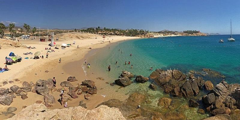 Playa Chileno Bay en Los Cabos
