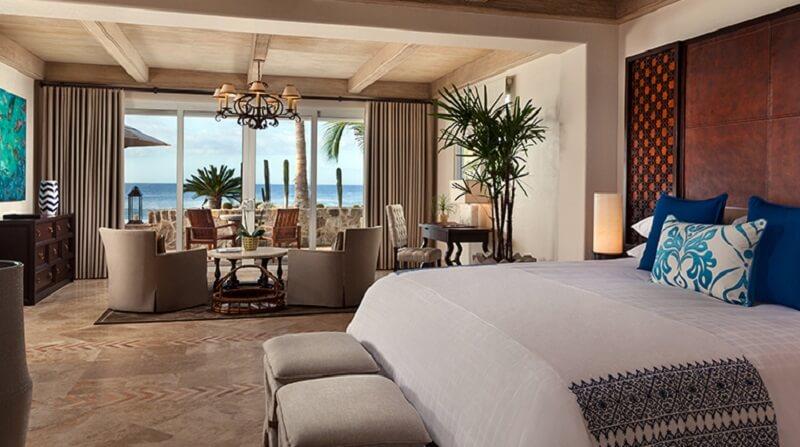 Habitación en el Hotel One&Only Palmilla de Los Cabos en San José del Cabo