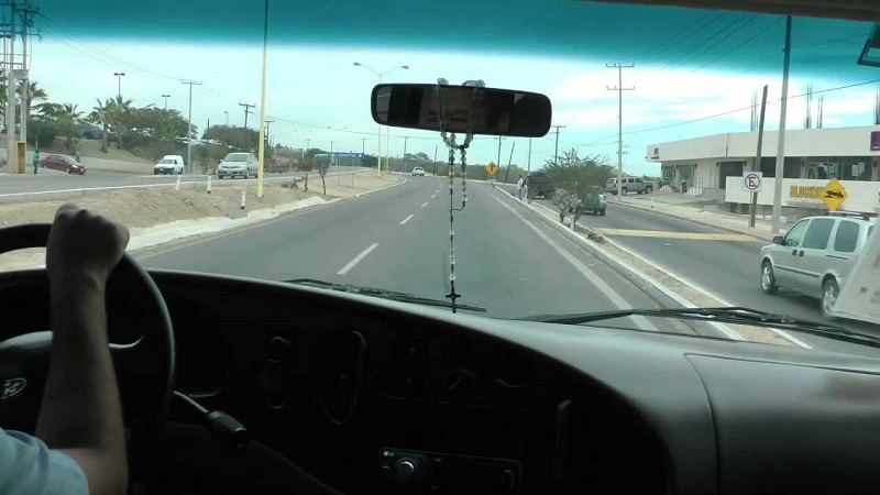 Táxi em Los Cabos