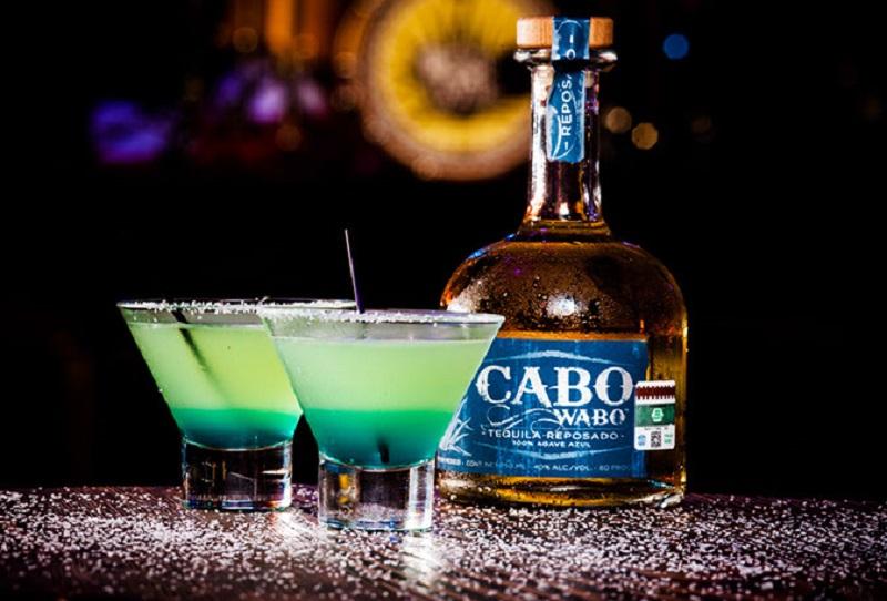 Tequila en el Wabo Cabo en Los Cabos
