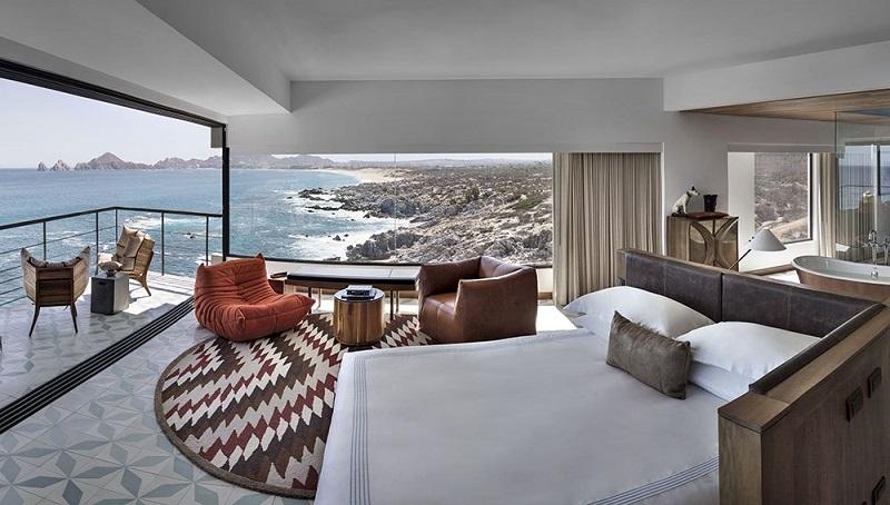 Habitación en The Cape - a Thompson Hotel en Los Cabos en Cabo San Lucas