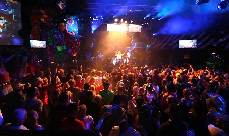 Discoteca Wabo Cabo en Los Cabos