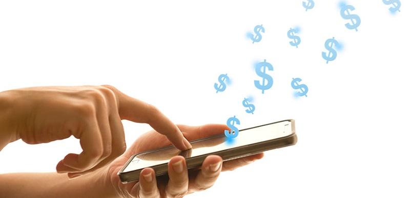 Enviar dinero por teléfono móvil