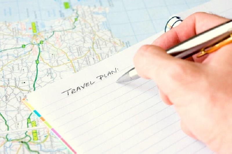 Planificación del viaje
