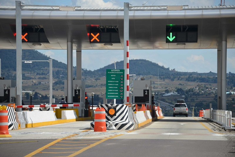 Como manejar en México: peajes
