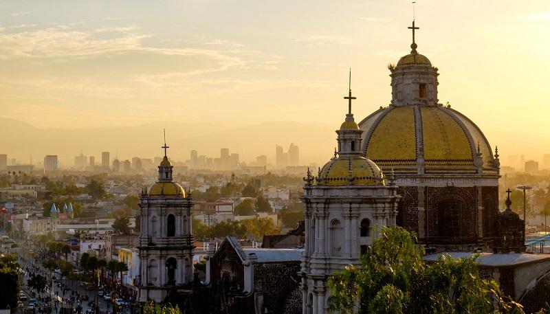 Clima y Temperatura en Ciudad de México