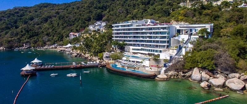 Playas más bellas de México: Playa Pichilingue en Acapulco