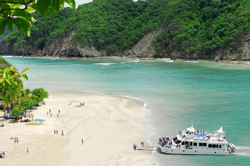Playas más bellas de México: Playa Tortugas en Cancún