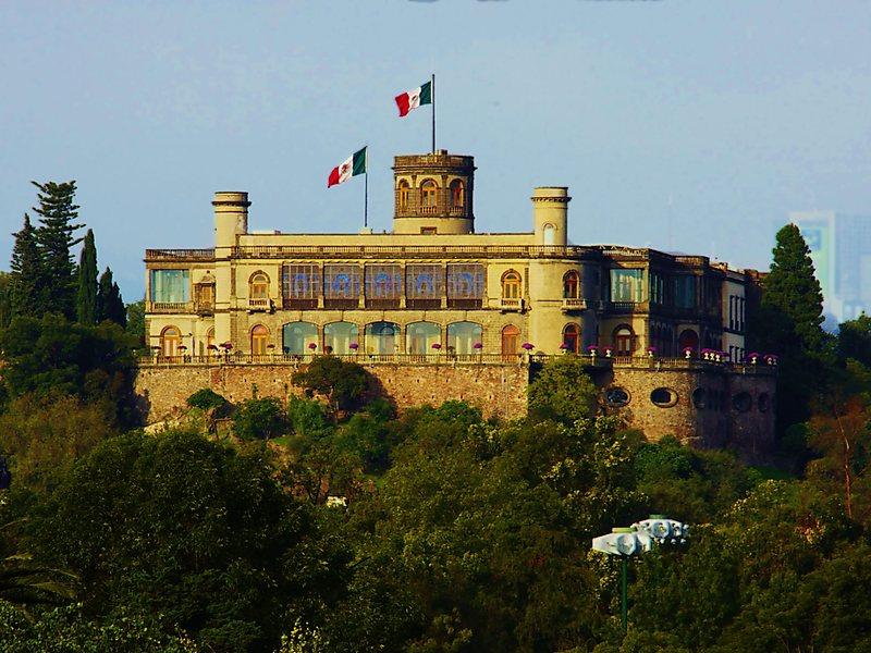 Castillo Chapultepec en Ciudad de México