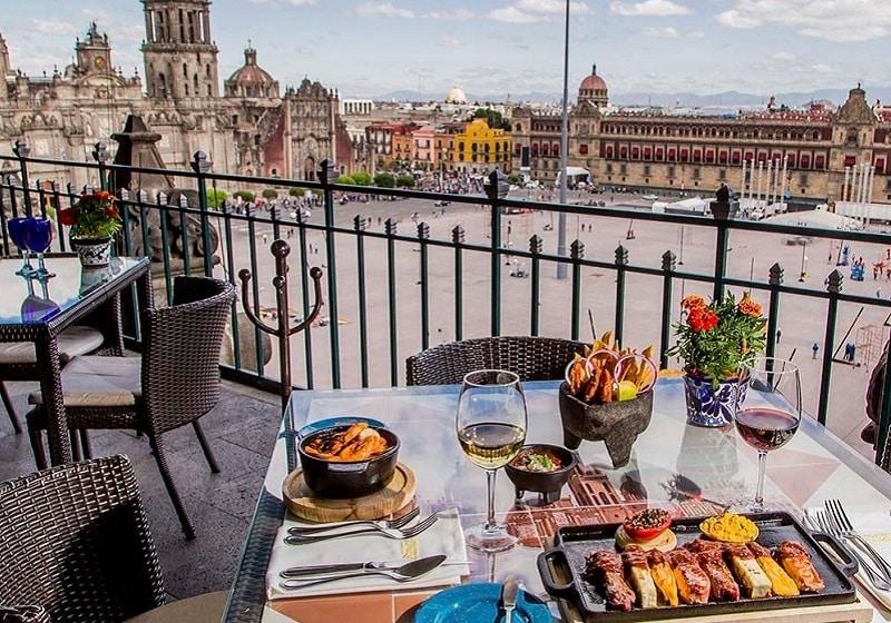 Comida en Ciudad de México