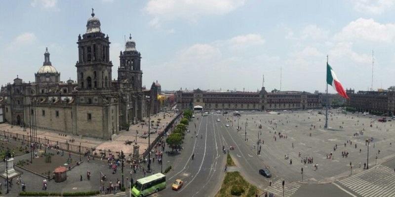 Zócalo en Ciudad de México