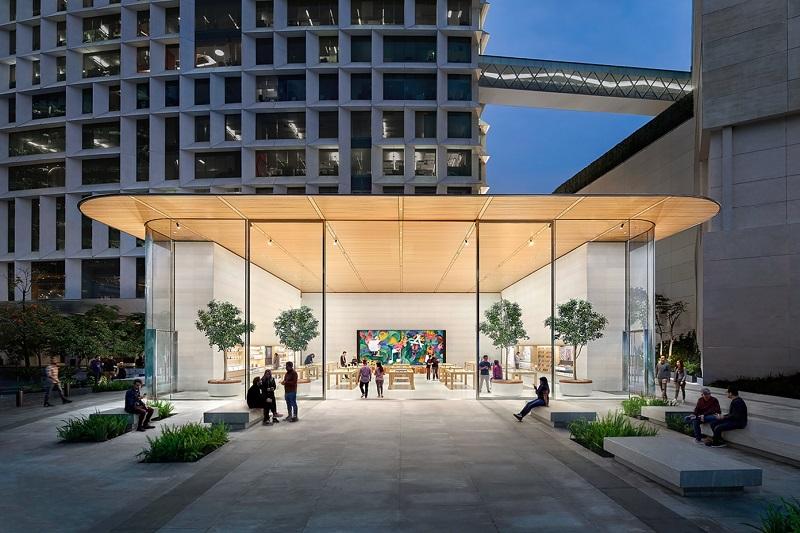 Apple Store en el Antara Fashion Hall