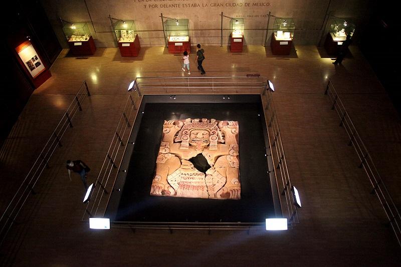 Colección del Museo del Templo Mayor de Ciudad de México