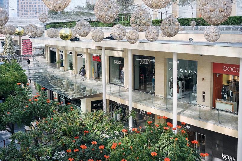 Tiendas del Antara Fashion Hall en Ciudad de México