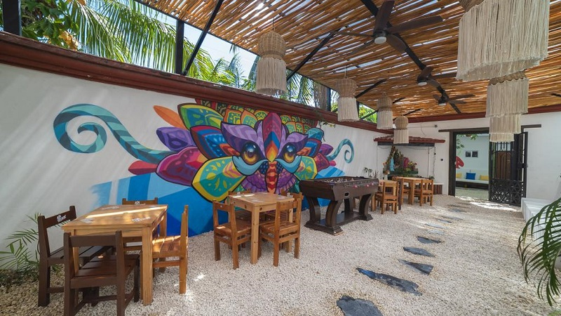 Mejores hostels en Cancún