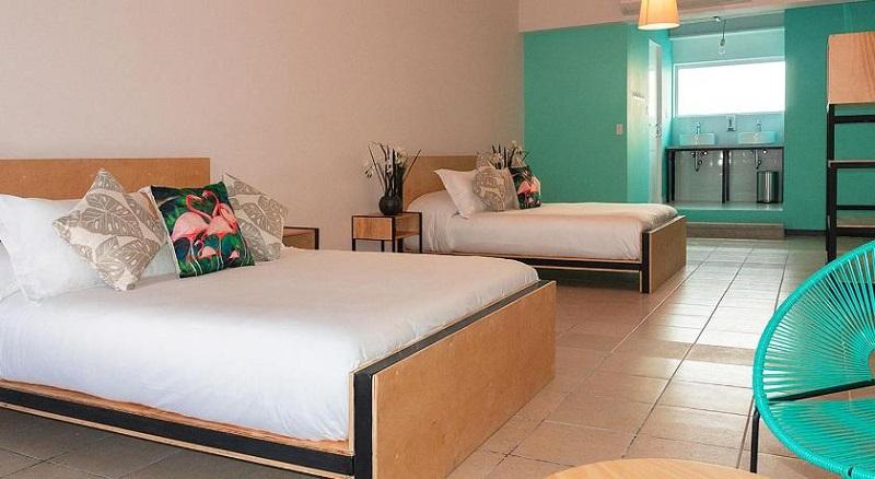 Habitación en Mayan Monkey Hostel Cabo en Los Cabos