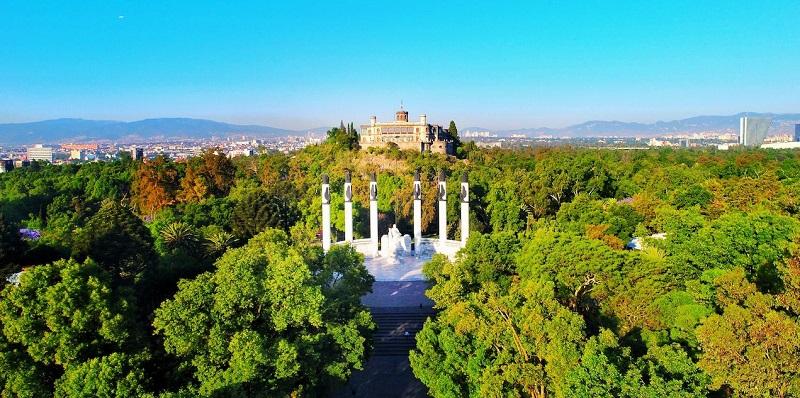 Bosque Chapultepec Ciudad de México