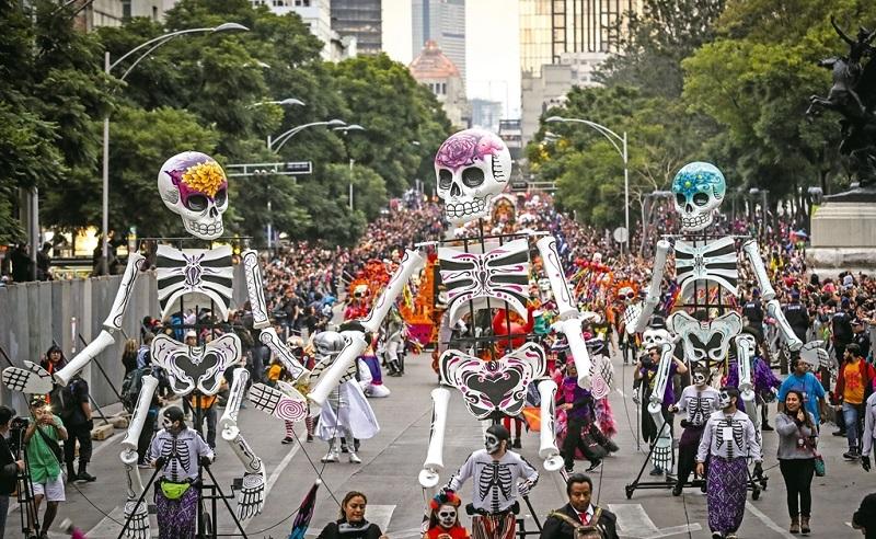 Día de Los Muertos - Ciudad de México