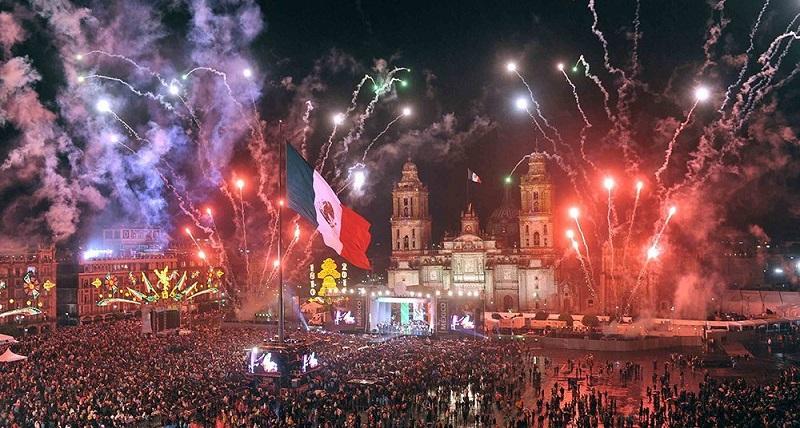 Grito de la Independencia - Ciudad de México