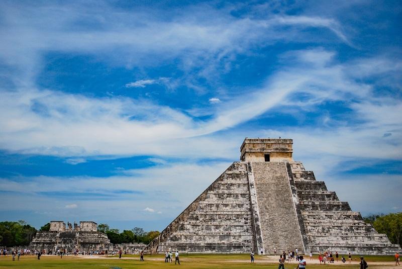 Chichén Itzá en México